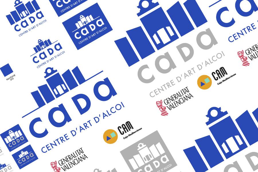Identidad corporativa CADA