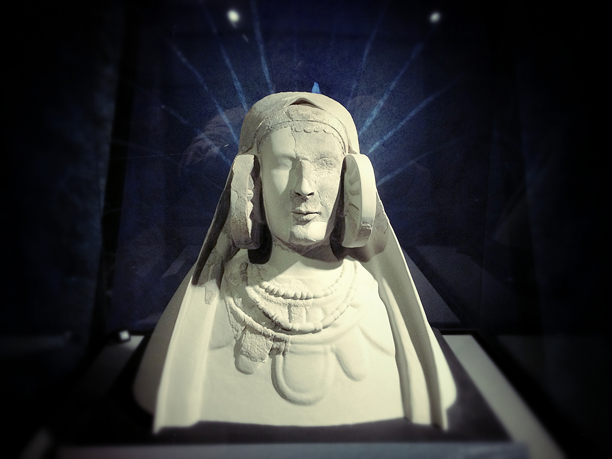 Exposición Dama de Guardamar
