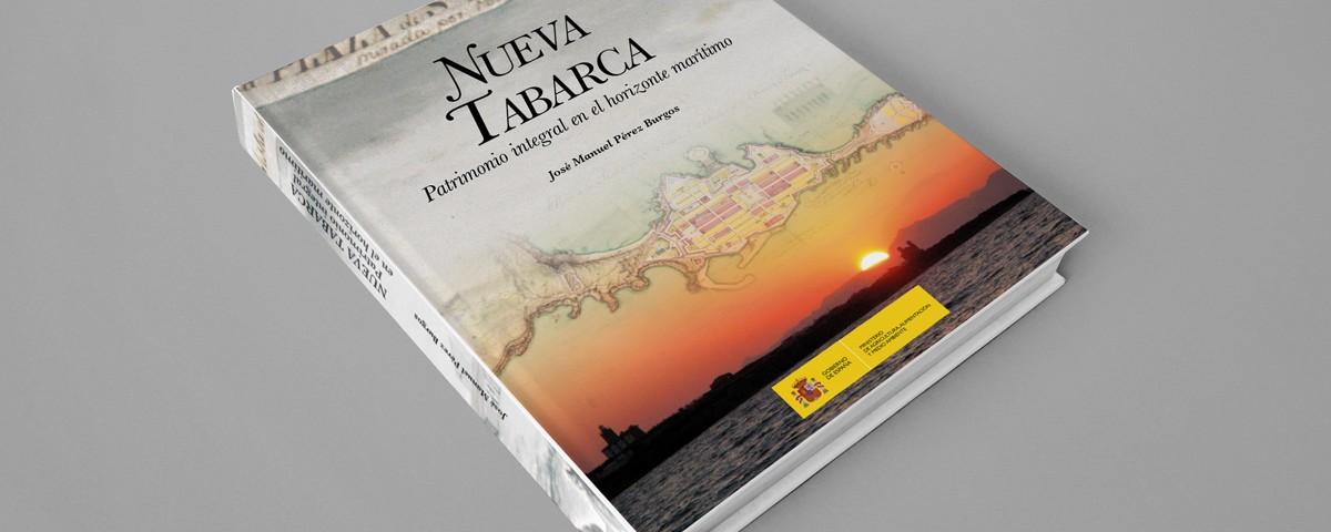 Libro Nueva Tabarca , imagen de las cubiertas