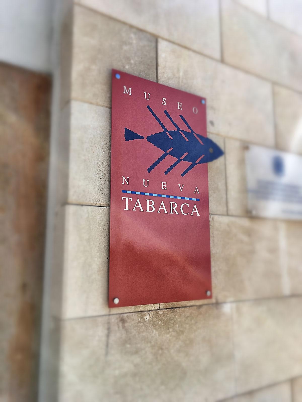 Sala exposición Museo de Nueva Tabarca