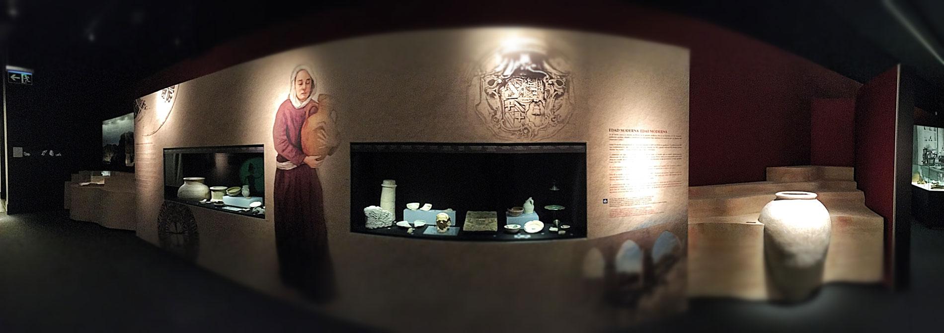 Sala 2 exposición Petrer